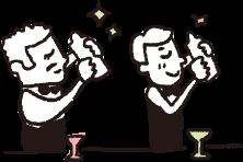 美味しいお酒で広島を元気に。
